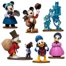 Set figurine Mickey Mouse