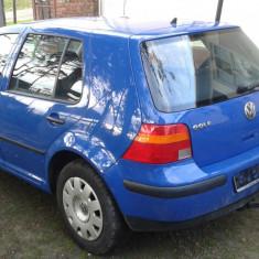 Autoturism Volkswagen, GOLF, An Fabricatie: 1998, Motorina/Diesel, 165000 km, 1896 cmc - Golf IV 1.9 TDI 90 CP cod motor:ALH euro 3