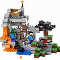 LEGO Minecraft - Pestera (21113)