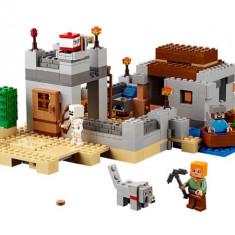 LEGO Minecraft - Avanpostul din desert (21121)