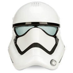 Masca Stormtrooper Star Wars - The Force Awakens cu modulator schimbare voce - Masca carnaval