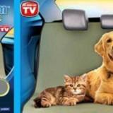 Husa auto pentru caini si pisici