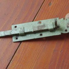 Vechi zavor pentru usa / model deosebit !!! - Metal/Fonta