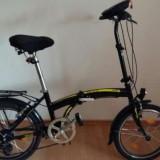 Bicicleta pliabila DHS - Bicicleta pliabile DHS, 12 inch, 20 inch, Numar viteze: 6
