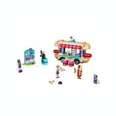 Furgoneta de hot dog din parcul de distractii - LEGO Friends