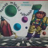 Cartea micului rebusist - Mihai Patrascu / C37G - Carte educativa