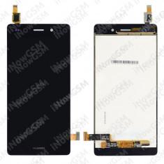 Display ecran LCD touchscreen geam Huawei P8lite P8 Lite ALE-L04 original - Display LCD
