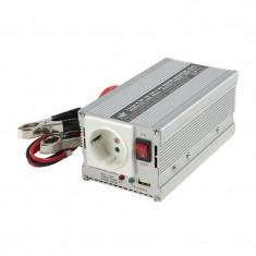 Invertor tensiune HQ, 300 W, 24-230 V, 50 Hz, USB - Invertor Auto