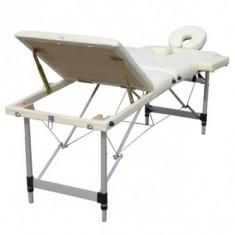 PAT masaj sau interventii din aluminiu pliabil si portabil 500 RON - Echipament de masaj
