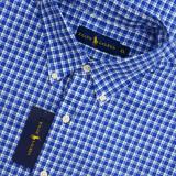 Camasa Ralph Lauren | Maneca lunga | Colectia noua XL - Camasa barbati Ralph Lauren, Marime: S, Culoare: Lila