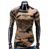 Tricou barbati Army, Marime: XL, XXL, Culoare: Din imagine, Maneca scurta, Bumbac