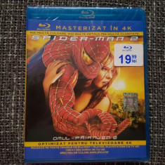 Spider-Man 2 Blu Ray Ro pt TV 4K Sigilat - Film SF sony pictures, Romana