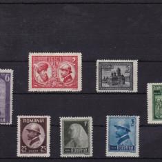 ROMANIA 1922, LP 73, INCORONAREA REGELUI FERDINAND LA ALBA IULIA, SARNIERA - Timbre Romania, Nestampilat