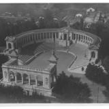 3360 - BUCURESTI, Park CAROL - old postcard, real PHOTO - unused - Carte Postala Muntenia dupa 1918, Necirculata, Fotografie