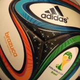 Minge Adidas Brazuca Official Match Ball - Minge fotbal