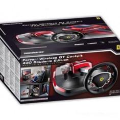 Volan Ferrari Wireless Gt Cockpit 430 Scuderia Edition Ps3 Si Pc - Consola PlayStation