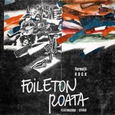 Formatii Rock 13 - Foileton / Roata (LP) - Muzica Rock electrecord, VINIL