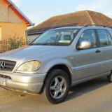 Mercedes ML 270 7 locuri, 2.7 CDI diesel, an 2001 - Autoturism Mercedes, Motorina/Diesel, 120000 km, 2698 cmc, Clasa M