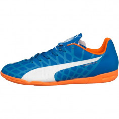 Adidasi Sala Puma EvoSpeed Blue - Adidasi barbati Puma, Marime: 41, 43, Culoare: Din imagine