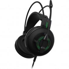 Casti gaming Somic G925 Black / Green - Casti PC