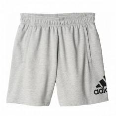 SORT ADIDAS ESS LOGO SH FT COD AY9083 - Pantaloni barbati Adidas, Marime: XS, S, M, L, XL, Culoare: Gri