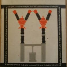 Aparate Electrice De Inalta Tensiune Indreptar - B.herscovici M.preda D.ionescu C.dascalu, 152360 - Carti Constructii