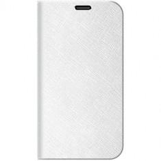 Husa Flip Cover Anymode DMDC000KWH Diary White pentru Samsung Galaxy S5 - Husa Telefon