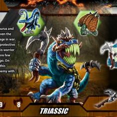 Micro Predasaurs - seria Insect Invasion - 02. ARRUS - Figurina Dinozauri Altele, Unisex