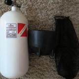 Butelie scuba (scafandru) Faber 12 L - 232 Bar - ISCIR valabil - Butelie scafandru