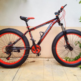 "Fat bike 26"" - Mountain Bike Nespecificat, Numar viteze: 21"