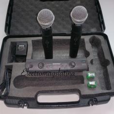 Set microfoane profesionale Shure fara fir - Microfon Shure Incorporated