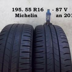 Cauciucuri de vara 195 55 R 16 - 87V -Michelin 6, 5 mm an 2014 - Anvelope vara