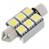 Led auto Canbus sofit 42 mm 6 SMD
