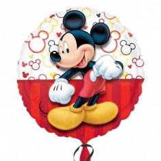 Balon folie metalizata Mickey Mouse Portret 45cm - Baloane copii