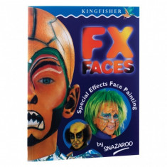 Manual pictura FX Faces Snazaroo - Face painting copii