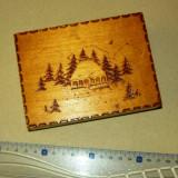 Cutie de lemn veche - antiq - vintage - 2+1 gratis - RBK17186