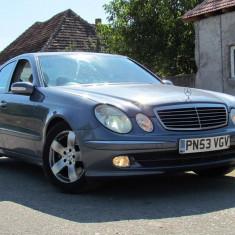 Mercedes E320 Avantgarde, an 2004, 3.2 CDI - Autoturism Mercedes, Motorina/Diesel, 196000 km, 3222 cmc, Clasa E