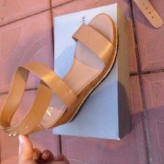Sandale Mango - Sandale dama Mango, Marime: 41, Culoare: Nude