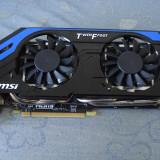 Placa video MSI Nvidia GTX 660 TI OC 2GB DDR5 PCI-E - Placa video PC Msi, PCI Express