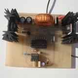 Circuit desulfatare baterie acumulator plumb - Redresor Auto