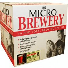 Young's Micro Brewery Woodfordes System - set complet pentru bere de casa, Bruna