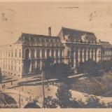BUCURESTI, PALATUL JUSTITIEI, CIRC. 1913, SOCEC & CO., A.-G., BUCURESTI - Carte Postala Muntenia 1904-1918, Circulata, Printata
