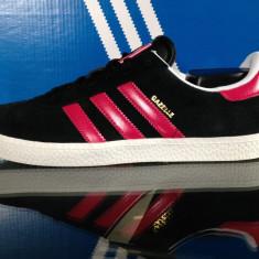Adidasi copii, Unisex, Piele naturala - Adidasi originali - ADIDAS GAZELLE 2J