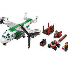 Avion cu elice pentru transport (60021) - Avion de jucarie