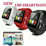 Ceas Inteligent U8 0 Bluetooth SmartWatch,Touchscreen Pt Telefoane Android / IOS