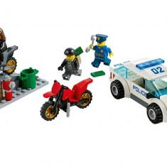 Urmarire de mare viteza cu politia (60042) - LEGO Cars