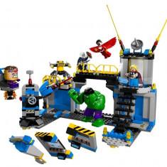 Distrugerea laboratorului Hulk (76018) - LEGO Minecraft