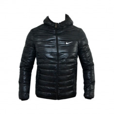 Geaca barbati - Geaca Nike Air Max, de Fas, Neagra sau Bleumarin, slim, Toate Masurile D354