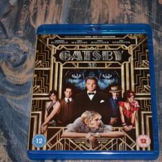 Film - The Great Gatsby 3D [1 Disc 3D + 1 Disc 2D), Release UK Original - Film Colectie warner bros. pictures, BLU RAY 3D, Engleza