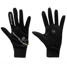 Echipament Fitness - In STOC! Manusi Karrimor Run Glove - Noi - Marimea XL